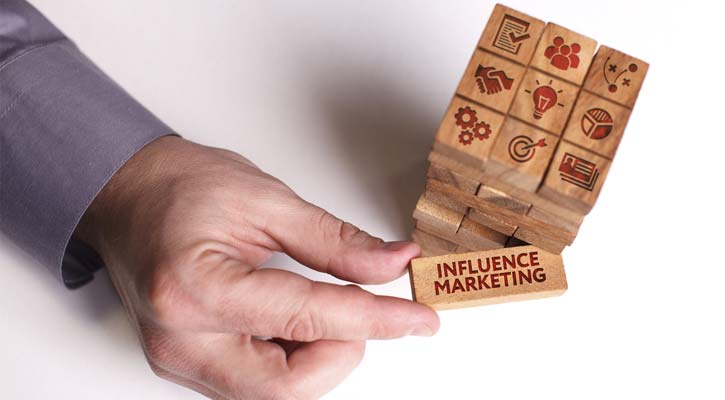 influencer marketing great for seo