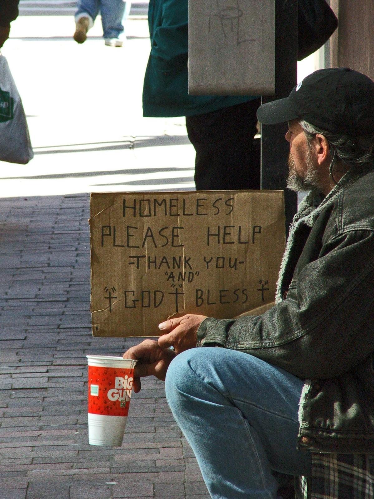 tale of 2 beggars