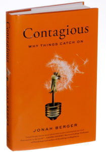 Contagious Why Things Catch On1 210x300 - Contagious : Why Things Catch On (Book Review)