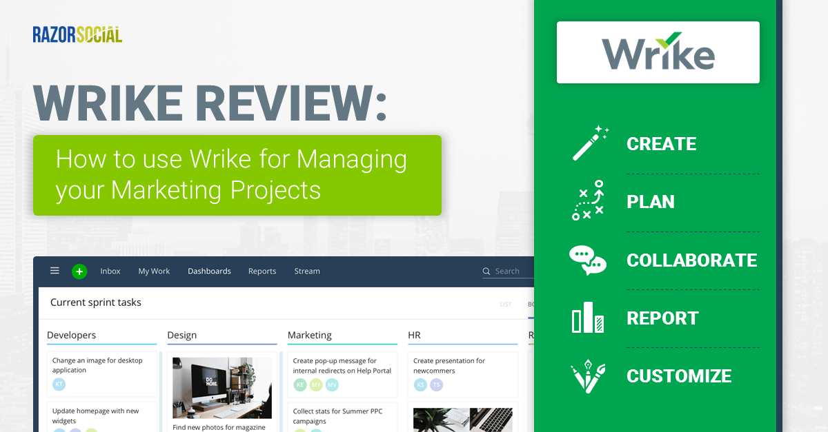 WRIKE REVIEW Large img - Wrike Review: How to use Wrike for Managing your Marketing Projects