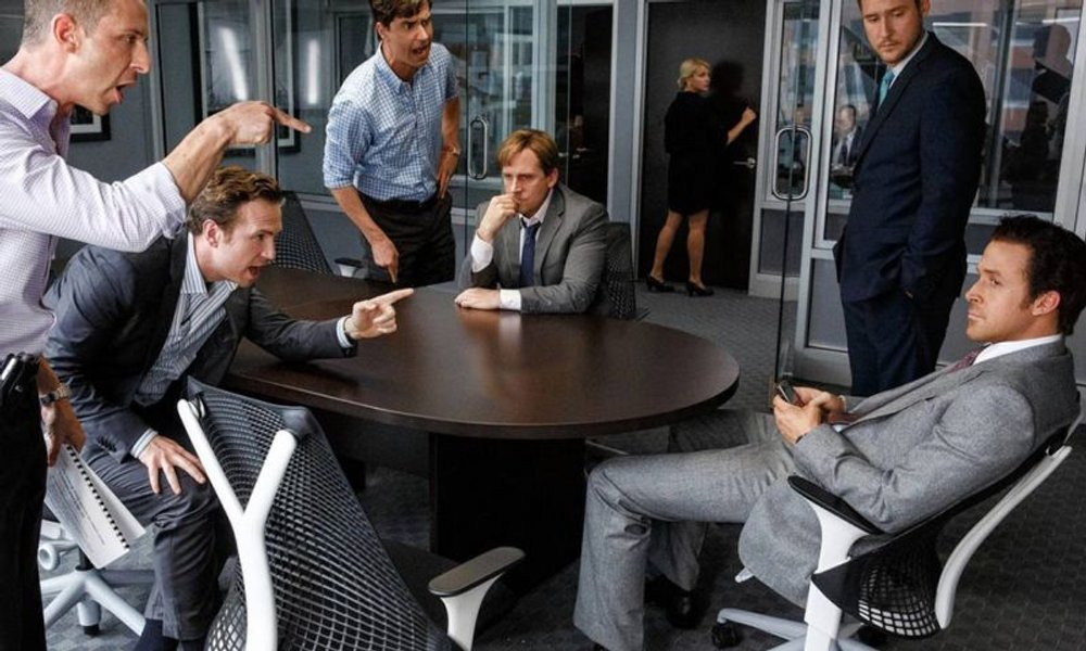 entrepreneur movies thebigshort - Movies every entrepreneurs should watch and glean some insights from it