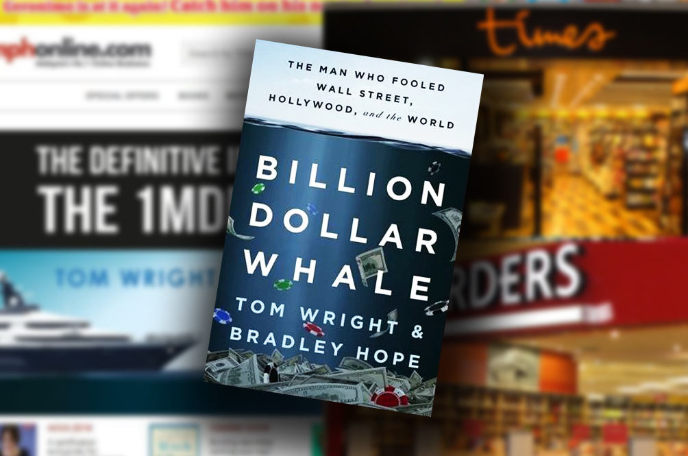 1MDB Billion Dollar Whale