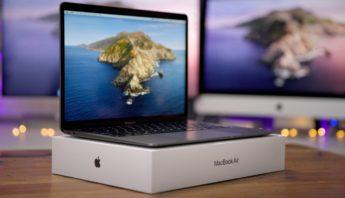 MacBook Air 2020 Review